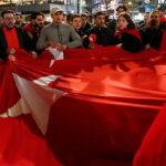 В воскресенье бельгийские турки проголосовали на историческом референдуме