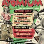 """Бесплатный фестиваль «Rock Around the Atomium"""""""