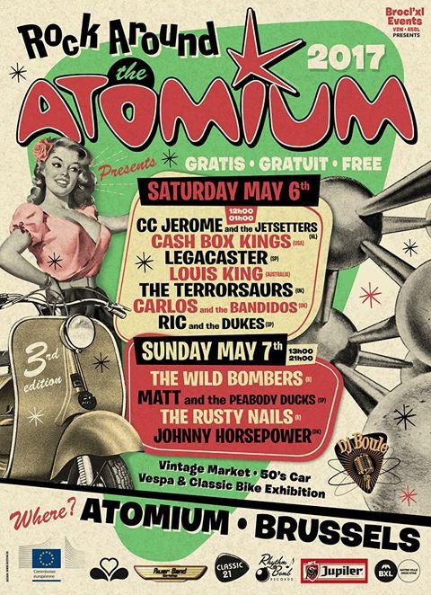 Rock-Around-Atomium