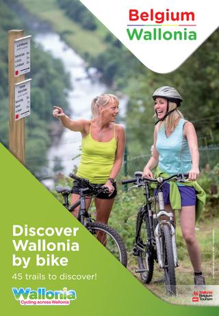 Electric-bicycles-Wallonia