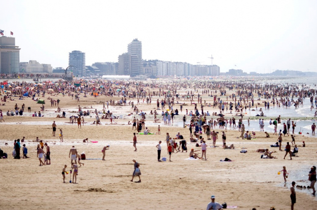 Beach-Ostend