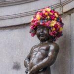 В пятницу в Брюсселе стартовал Фестиваль цветов Flowertime