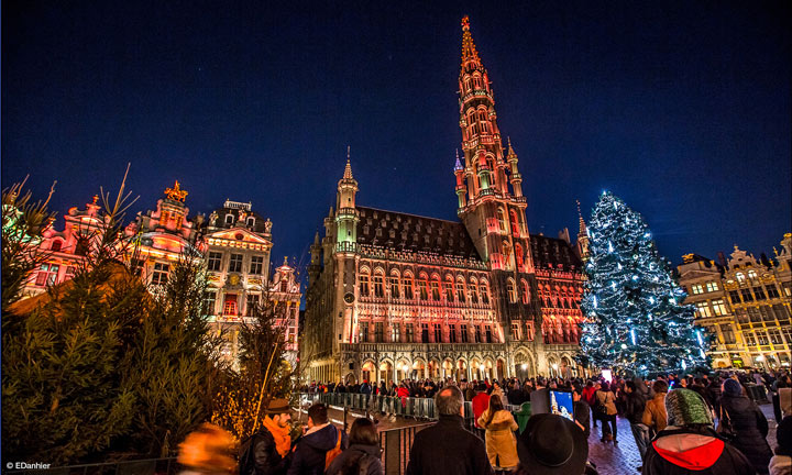 Christmas-Brussels