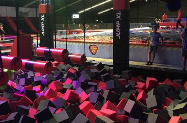 trampoline-center-Brussels