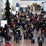 Аэропорт Брюсселя побил свой рекорд по количеству пассажиров
