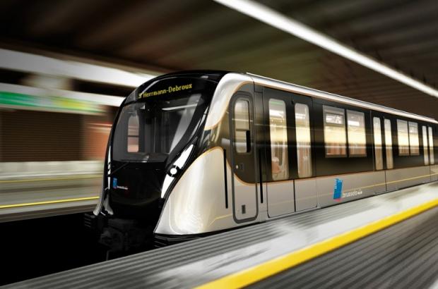 Metro-Brussels