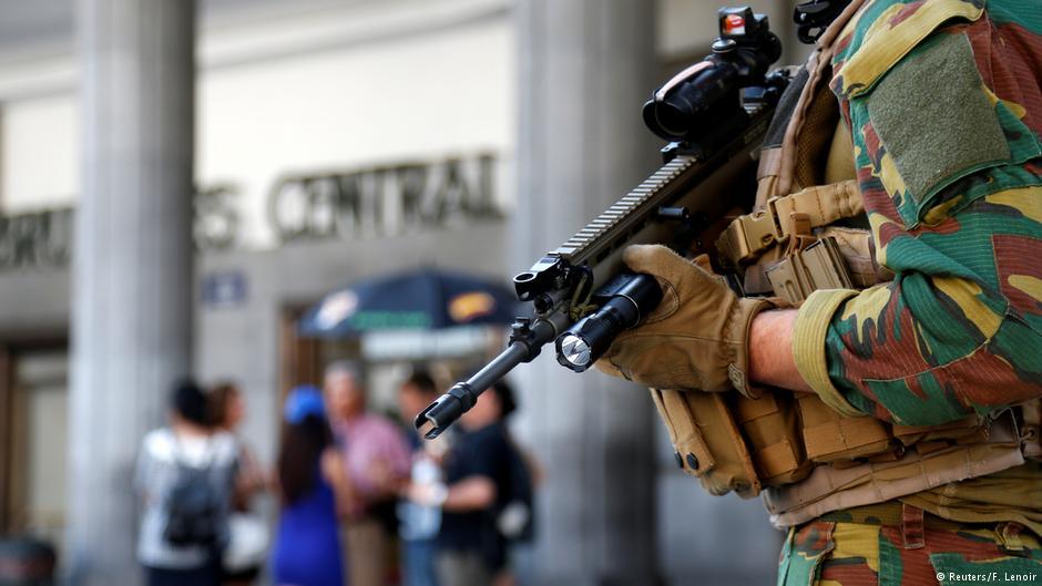 Terror-Belgium