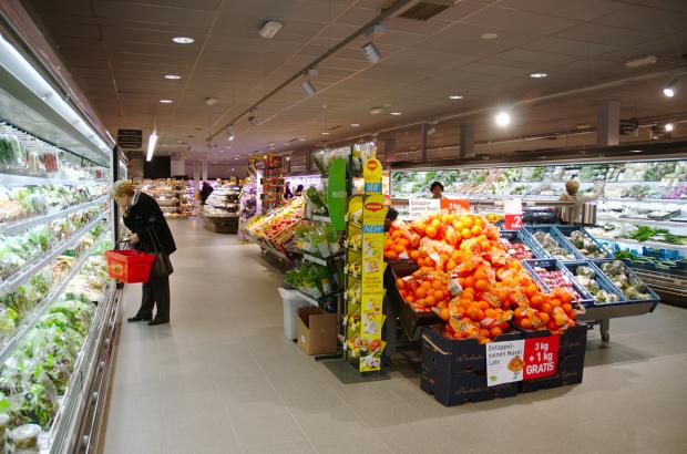 Belgian-Supermarket