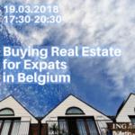 Покупка недвижимости в Бельгии: бесплатный семинар