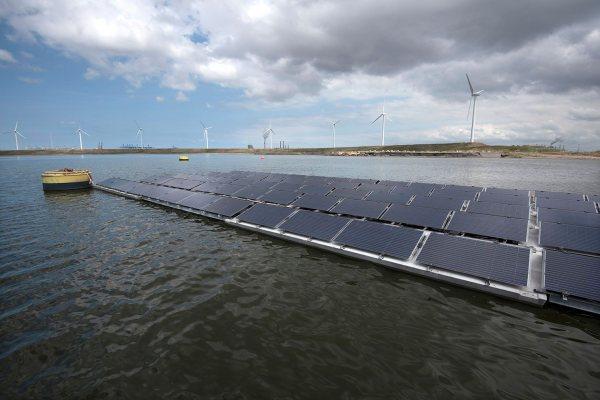Solar-panels-water