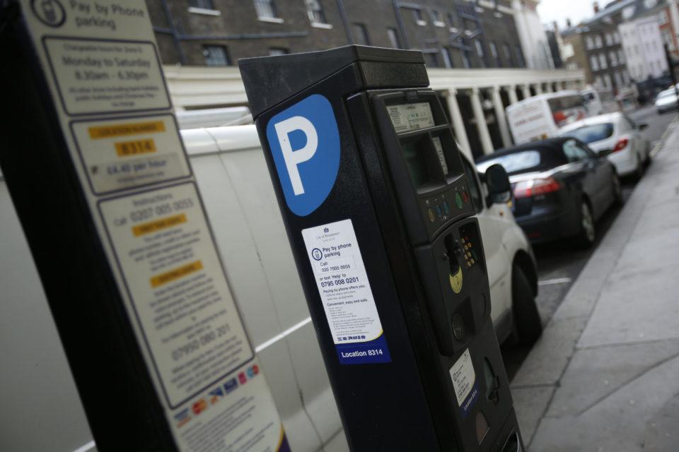 Parking-Brussels