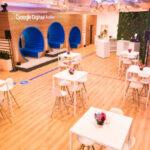 Google открывает цифровую мастерскую на территории Центрального вокзала в Брюсселе