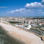 Бельгийское побережье привлекло 1,1 миллиона туристов на прошлых выходных