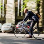 Опасные места для езды на велосипеде в Брюсселе