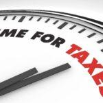 Период подачи налоговых деклараций в Бельгии