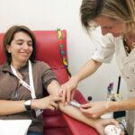 Бельгии нужно больше доноров крови
