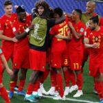 Бельгийские «Красные дьяволы» победили Англию 1: 0 на Чемпионате Мира