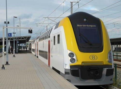 Railway-Belgium