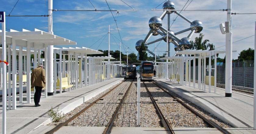 Public-transport-Brussels