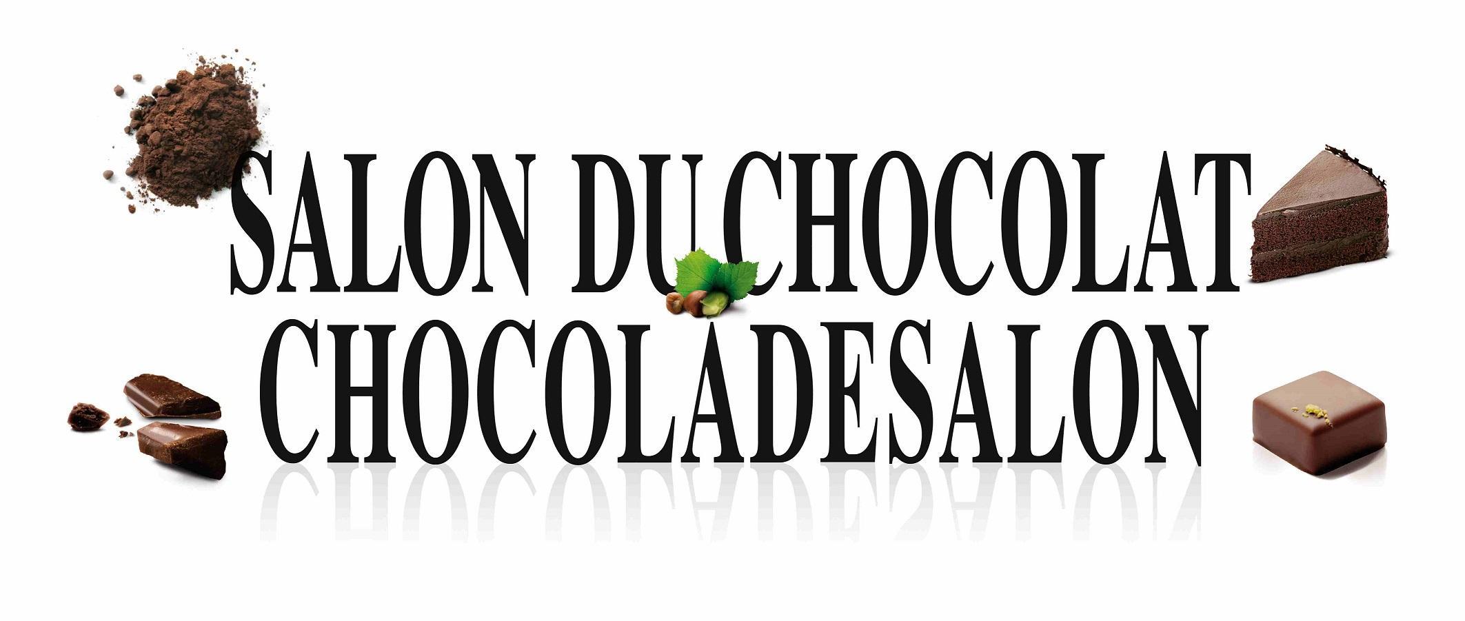 Chocolate Salon in Brussels