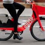 В Брюсселе появится новая схема обмена велосипедами от Uber