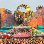Фестиваль Tomorrowland продолжается в эти выходные в Бельгии