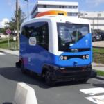 Пробный проект самодвижущегося автобуса в кампусе Брюсселя