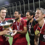 Бельгийские Красные Львы выиграли чемпионат Европы по хоккею
