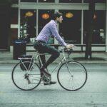 Количество велосипедистов в Бельгии удвоилось
