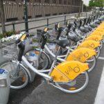 Новый сервис электрических велосипедов Вилло в Брюсселе