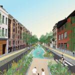 Модернизация бульвара Кловис