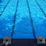 Открытие бассейна в Сен-Жоссе