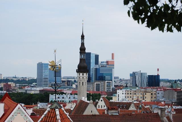 Ратуша в Таллинне