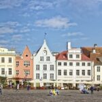 Эстония отпраздновала день независимости в понедельник